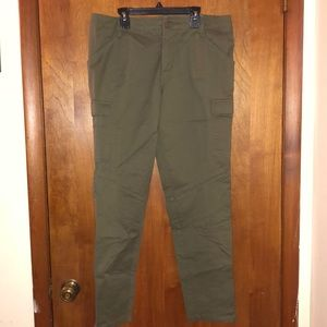 Jones New York Stretch Cargo Jeans Size 8